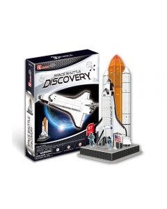 Puzzle 3d Serie Kids Cohete Discovery