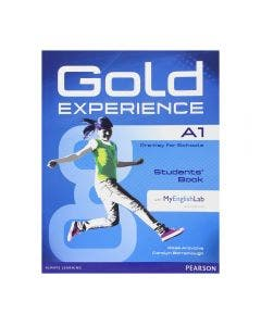 Gold Experience A1 Student's Book With My English Lab