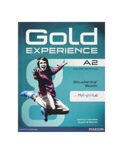 Gold Experience A2 Student's Book With My English Lab
