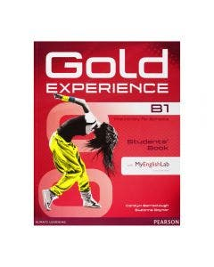 Gold Experience B1 Student's Book With My English Lab