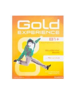 Gold Experience B1+ Student's Book With My English Lab