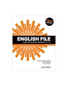 English File Upper-Intermediate 3rd Edition Workbook With Key