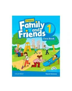 Family and Friends 1 2nd Edition Class Book