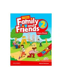 Family and Friends 2 2nd Edition Class Book