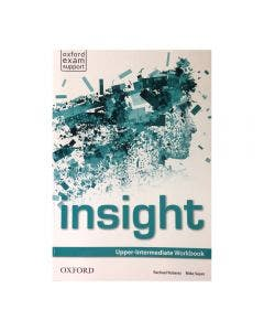 Insight Upper-Intermediate Workbook