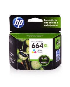 Cartucho HP F6V30AL Tri-Color 330 C
