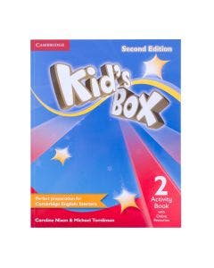 Kid's Box 2 2nd Edition Activity Book
