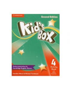 Kid's Box 4 2nd Edition Activity Book