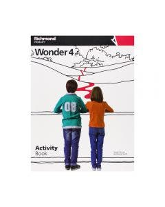 Wonder 4 Activity Book