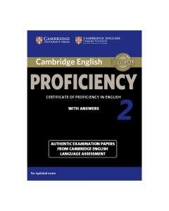 Cambridge Proficiency 2 With Answers