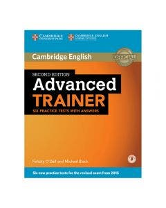 Advanced Trainer 2nd Edition With Answers
