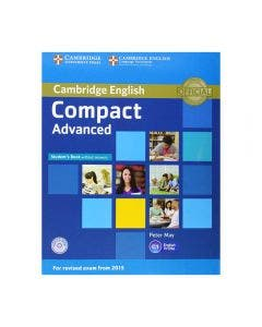 Compact Advanced Student's Book with CD without Key