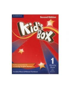 Kid's Box 1 2nd Edition Activity Book