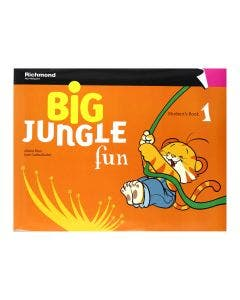 Big Jungle Fun 1 Student's Book