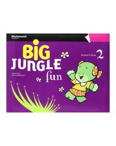 Big Jungle Fun 2 Student's Book