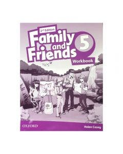 Family And Friends Level 5 Workbook 2nd Edition