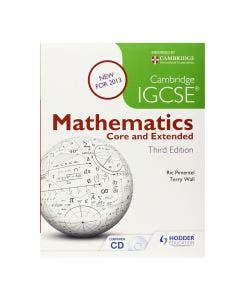 IGCSE Mathematics Core and Extended 3rd Edition