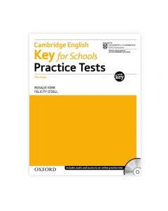 Oxford Key for Schools Practice Tests With Key