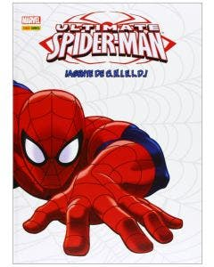 Ultimate Spiderman Agente De Shield