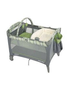 Graco Practicuna Reversible Napper Gris