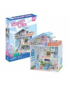Puzzle 3d Doll House
