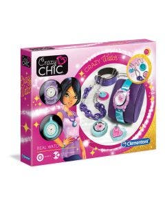 Crazy Chic Decora tu Reloj