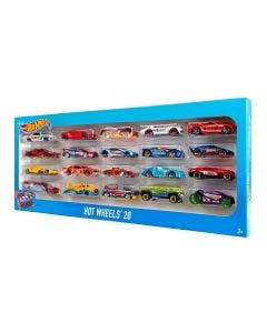 Hot Wheels Pack de 20 Autitos