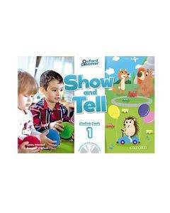 Show And Tell Level 1 Student's Book