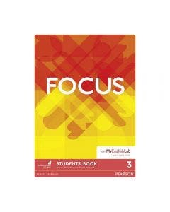 Focus 3 Student's Book with Mel
