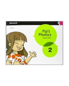 Pips Phonics 2 Student's Book Pack