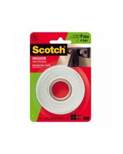 Cinta Scotch Doble Faz Indoor 12,7 mm x 1,9 m