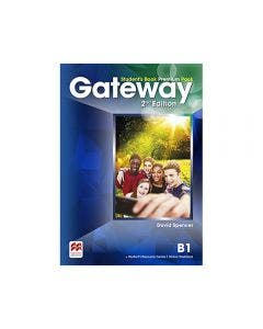 Gateway B1 2nd Edition Student's Book Premium Pack