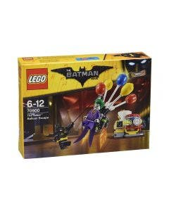 Lego Batman Globos de fuga de The Joker