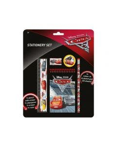 Cars 3 juego stationary set en blister