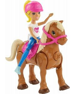 Barbie on the go vehiculos