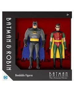 DC Comics Pack figuras Batman y Robbin