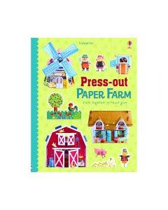 Press-Out Papper Farm