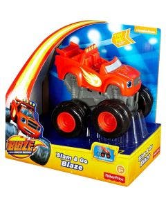 Fisher-Price Blaze - Slam & Go - Figuras surtidas