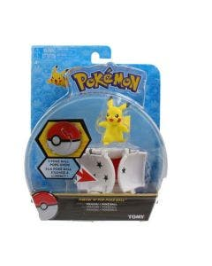 Pokemon - Pokebola Y Muñeco Surtido
