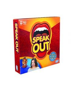 Hasbro Juego Speak Out