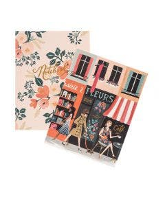 Set 2 Libretas Parisian Rifle Paper Co