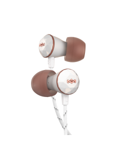 House of Marley Auriculares Nesta Rose Gold
