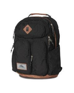 Mochila High Sierra Bascom Black