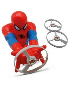 Spiderman Lanza Discos