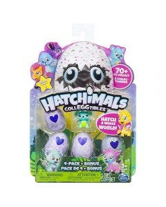 Hatchimals Coleccionable Pack x 4