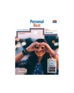 Personal Best B1+ Students Book