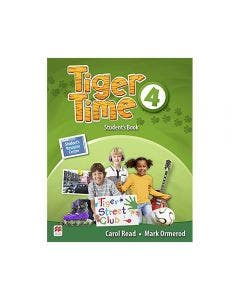 Tiger Time Student´s Book Level 4