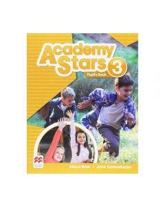 Academy Stars Level 3 Pupil's Book