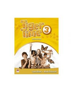 Tiger Time Activity Book Level 3