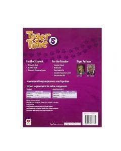 Tiger Time Activity Book Level 5